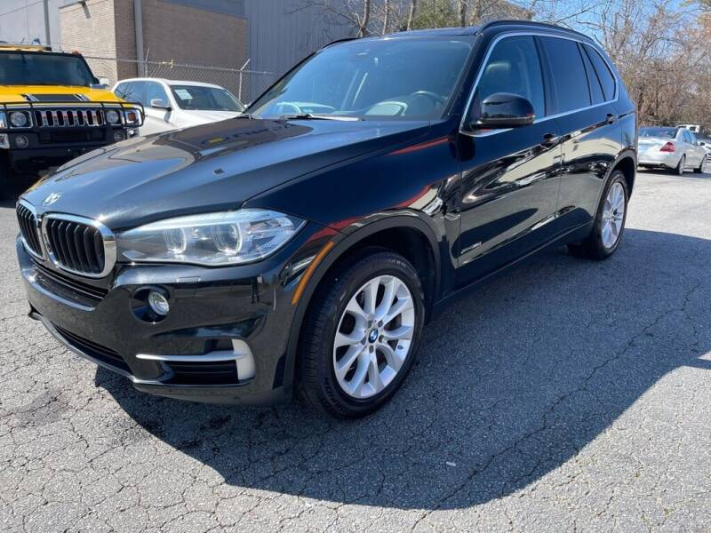 2016 BMW X5 for sale at Quality Autos in Marietta GA