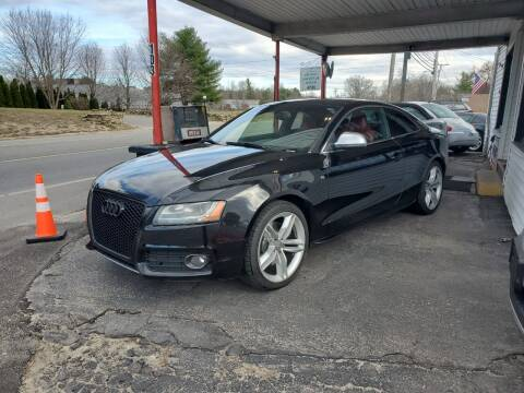 2009 Audi S5 for sale at JR's Auto Connection in Hudson NH