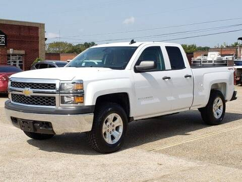 2015 Chevrolet Silverado 1500 for sale at Tyler Car  & Truck Center in Tyler TX