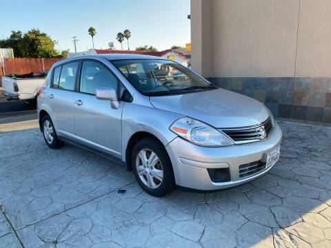 2010 Nissan Versa for sale at Exceptional Motors in Sacramento CA