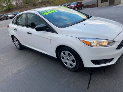 2016 Ford Focus for sale at Route 28 Auto Sales in Ridgeley WV