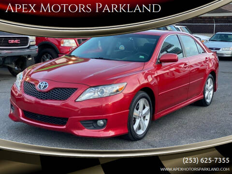 2011 Toyota Camry for sale at Apex Motors Parkland in Tacoma WA