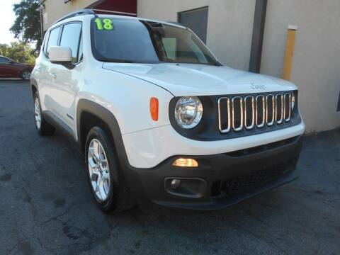 2018 Jeep Renegade for sale at AutoStar Norcross in Norcross GA