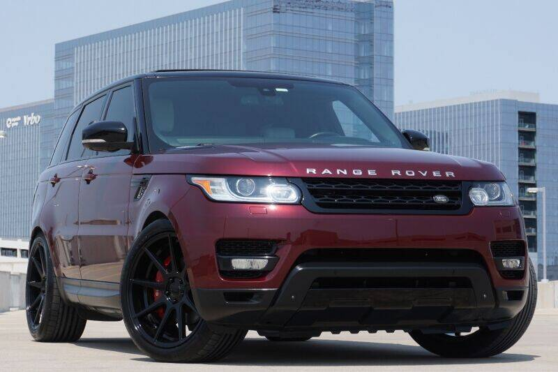 2015 Land Rover Range Rover Sport for sale at JD MOTORS in Austin TX