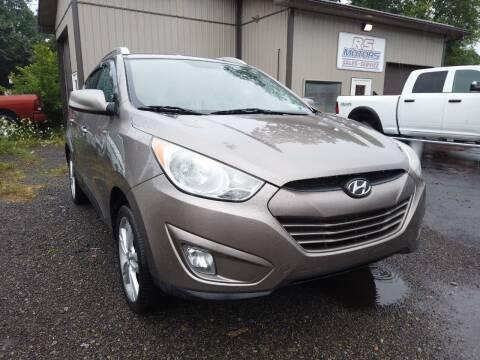 2010 Hyundai Tucson for sale at RS Motors in Falconer NY