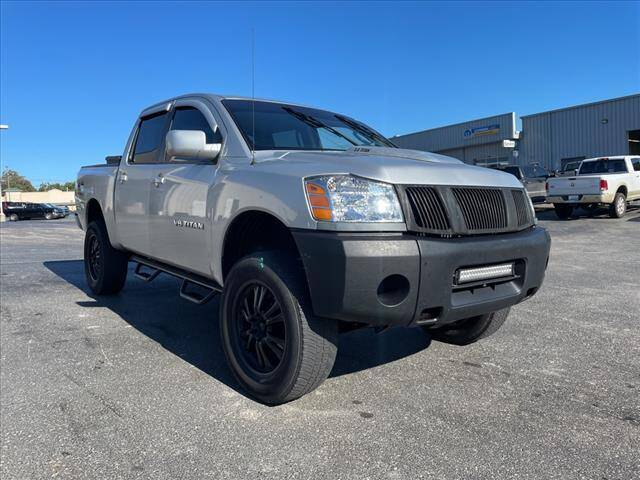 2007 Nissan Titan for sale at Gillie Hyde Auto Group in Glasgow KY