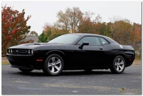 2020 Dodge Challenger for sale at WHITE MOTORS INC in Roanoke Rapids NC