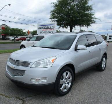 2011 Chevrolet Traverse for sale at Kendall's Used Cars 2 in Murray KY
