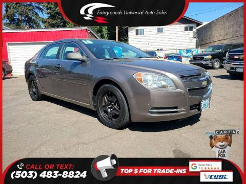 2010 Chevrolet Malibu for sale at Universal Auto Sales in Salem OR