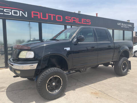 2002 Ford F-150 for sale at Tucson Auto Sales in Tucson AZ