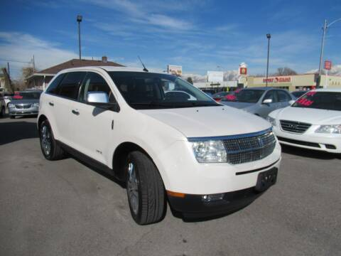 2009 Lincoln MKX for sale at Crown Auto in South Salt Lake City UT