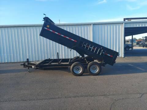 2021 Salvation  7x14 DUMP for sale at Longhorn Motors in Belton TX