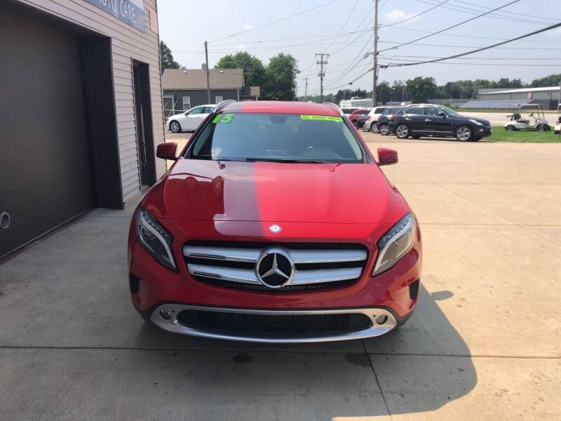 2015 Mercedes-Benz GLA for sale at Auto Import Specialist LLC in South Bend IN