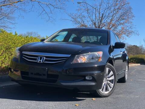 2012 Honda Accord for sale at William D Auto Sales in Norcross GA