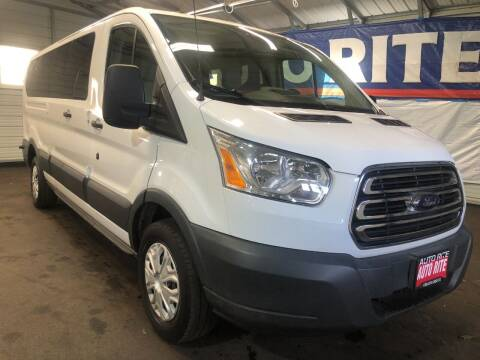 2015 Ford Transit Passenger for sale at Auto Rite in Cleveland OH