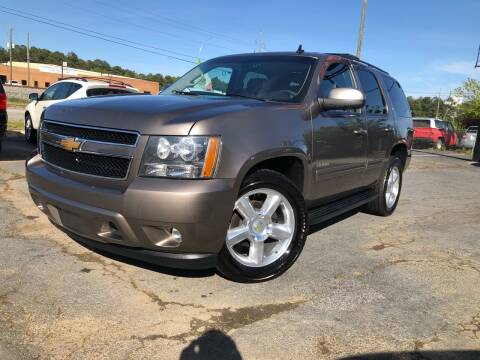 2012 Chevrolet Tahoe for sale at Atlas Auto Sales in Smyrna GA