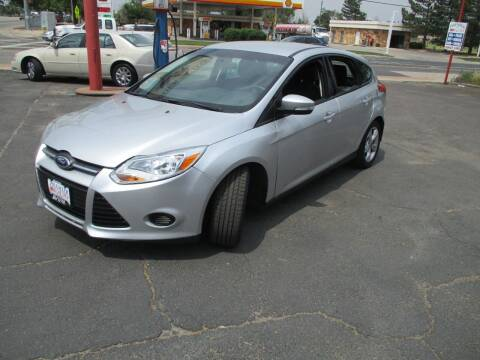 2014 Ford Focus for sale at Premier Auto in Wheat Ridge CO