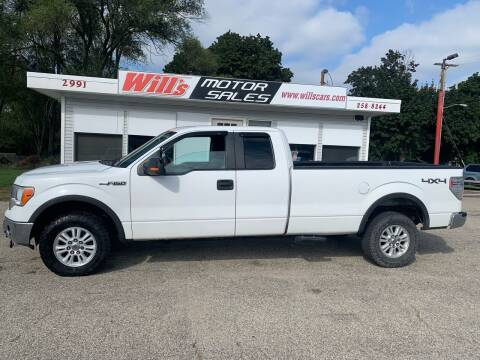 2011 Ford F-150 for sale at Will's Motor Sales in Grandville MI