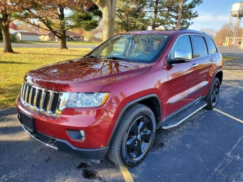 2013 Jeep Grand Cherokee for sale at Tremont Car Connection in Tremont IL