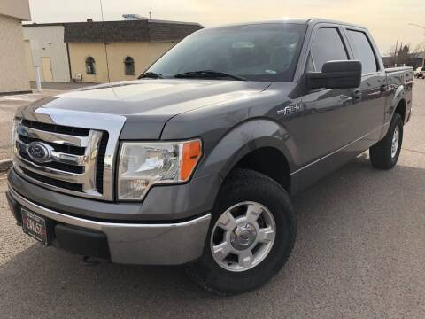 2010 Ford F-150 for sale at Zapp Motors in Englewood CO