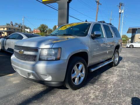 2011 Chevrolet Tahoe for sale at Abrams Automotive Inc in Cincinnati OH