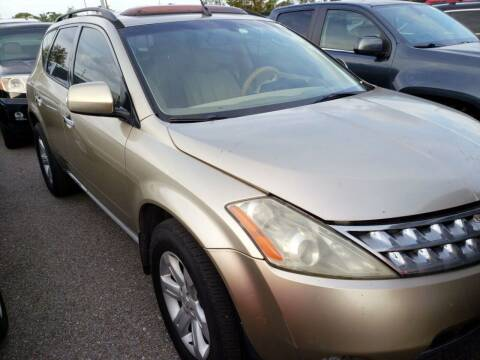 2006 Nissan Murano for sale at CHEAPIE AUTO SALES INC in Metairie LA