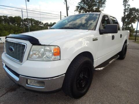 2005 Ford F-150 for sale at Medford Motors Inc. in Magnolia TX