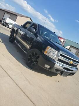 2011 Chevrolet Silverado 1500 for sale at Born Again Auto's in Sioux Falls SD