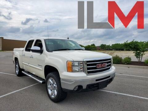 2013 GMC Sierra 1500 for sale at INDY LUXURY MOTORSPORTS in Fishers IN