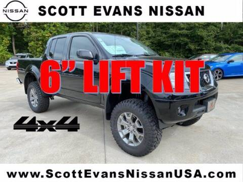2021 Nissan Frontier for sale at Scott Evans Nissan in Carrollton GA