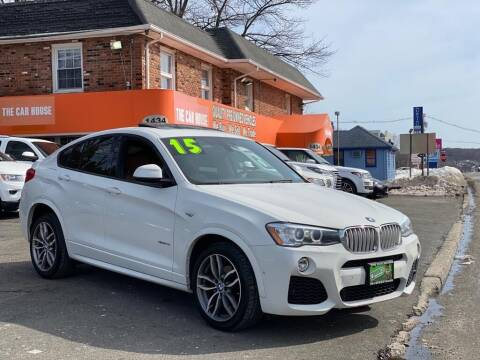 2015 BMW X4 for sale at Bloomingdale Auto Group - The Car House in Butler NJ