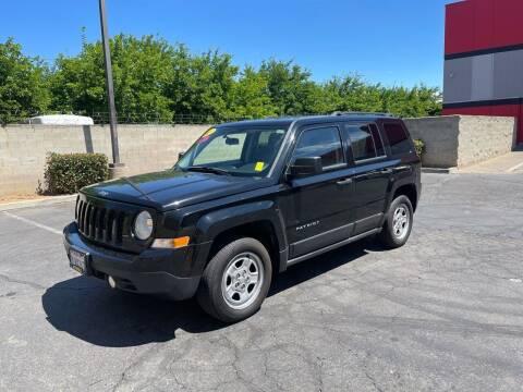 2015 Jeep Patriot for sale at Used Cars Fresno Inc in Fresno CA