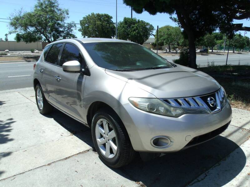 2009 Nissan Murano for sale at Hollywood Auto Brokers in Los Angeles CA