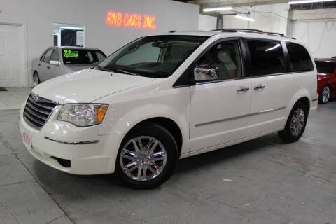 2010 Chrysler Town and Country for sale at R n B Cars Inc. in Denver CO