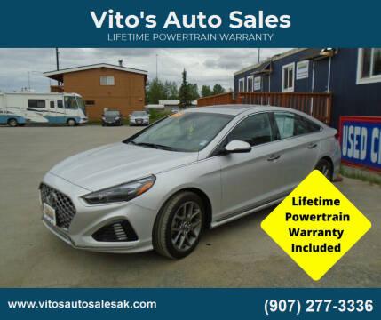 2018 Hyundai Sonata for sale at Vito's Auto Sales in Anchorage AK