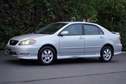 2005 Toyota Corolla for sale at Beaverton Auto Wholesale LLC in Hillsboro OR