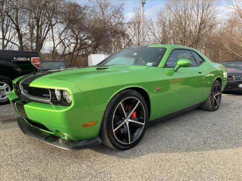 2011 Dodge Challenger for sale at AutoConnect Motors in Kenvil NJ