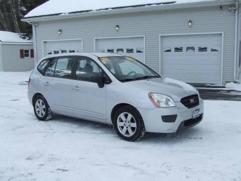 2007 Kia Rondo for sale at DUVAL AUTO SALES in Turner ME