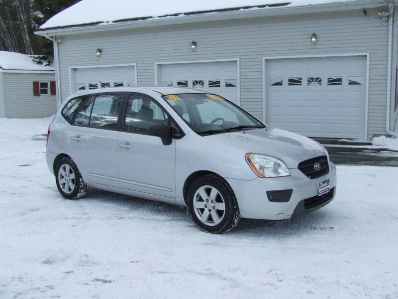 2007 Kia Rondo for sale at DUVAL AUTO SALES in Turner ME