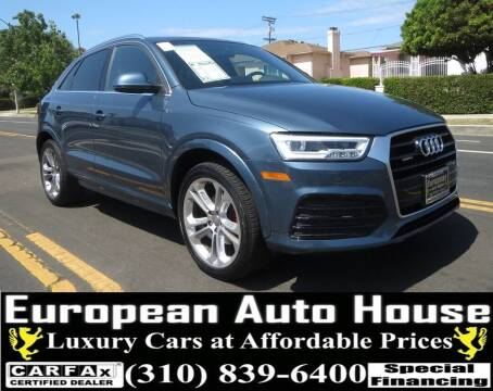 2016 Audi Q3 for sale at European Auto House in Los Angeles CA