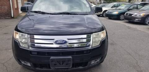 2007 Ford Edge for sale at Emory Street Auto Sales and Service in Attleboro MA