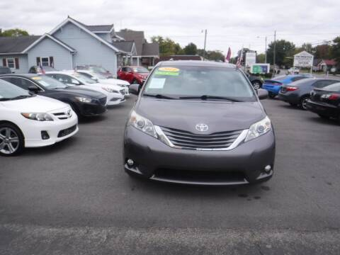 2014 Toyota Sienna for sale at Rob Co Automotive LLC in Springfield TN