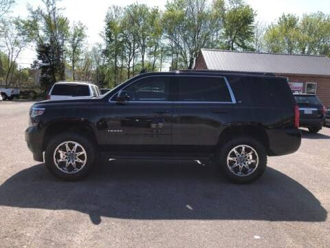 2015 Chevrolet Tahoe for sale at Super Cars Direct in Kernersville NC