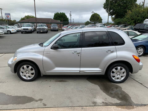 2005 Chrysler PT Cruiser for sale at Mike's Auto Sales of Charlotte in Charlotte NC