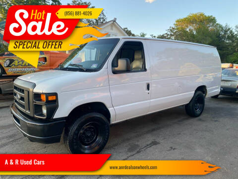 2010 Ford E-Series Cargo for sale at A & R Used Cars in Clayton NJ