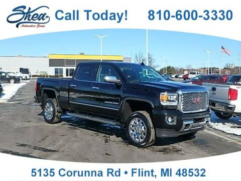 2017 GMC Sierra 2500HD for sale at Jamie Sells Cars 810 - Linden Location in Flint MI