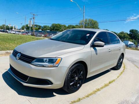 2013 Volkswagen Jetta for sale at Xtreme Auto Mart LLC in Kansas City MO