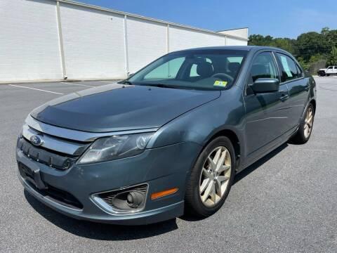 2012 Ford Fusion for sale at Allrich Auto in Atlanta GA
