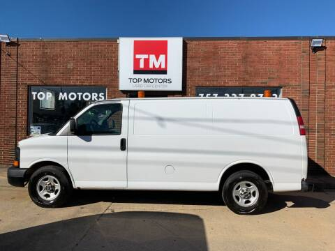 2008 GMC Savana Cargo for sale at Top Motors LLC in Portsmouth VA