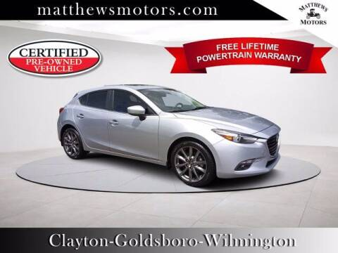 2018 Mazda MAZDA3 for sale at Auto Finance of Raleigh in Raleigh NC